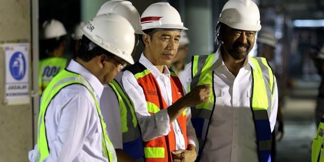 Saat Jokowi Memetakan Kawan Koalisi, Siapa yang 'Baper', Cemburu, dan 'Kegeeran'