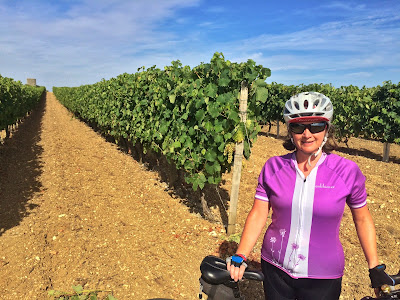 French Village Diaries cycling Charente Vienne Haute Vienne Cognac