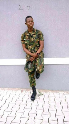 Fulani Herdsmen Cuts Young Nigerian Soldier Manhood in Benue
