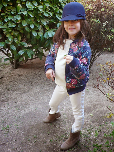 Outfit Pequeña Fashionista
