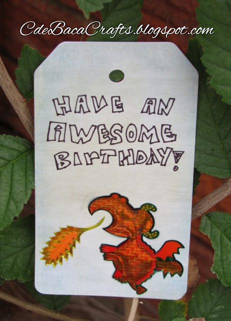 Happy Birthday GT_CdeBacaCraftsCard
