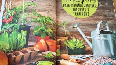 Cultiva tu huerto en macetas: 30 proyectos para pequeños jardines, balcones y terrazas