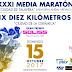 Soliss será el principal patrocinador de la Media Maratón de Talavera