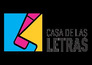 Casa de las letras Logo Vector