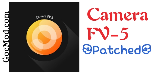Camera FV-5 v5.1.2 [Patched]