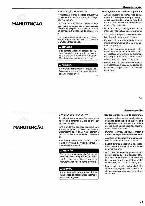 MANUAIS DO PROPRIETÁRIO: MANUAL DO HONDA CIVIC 1999