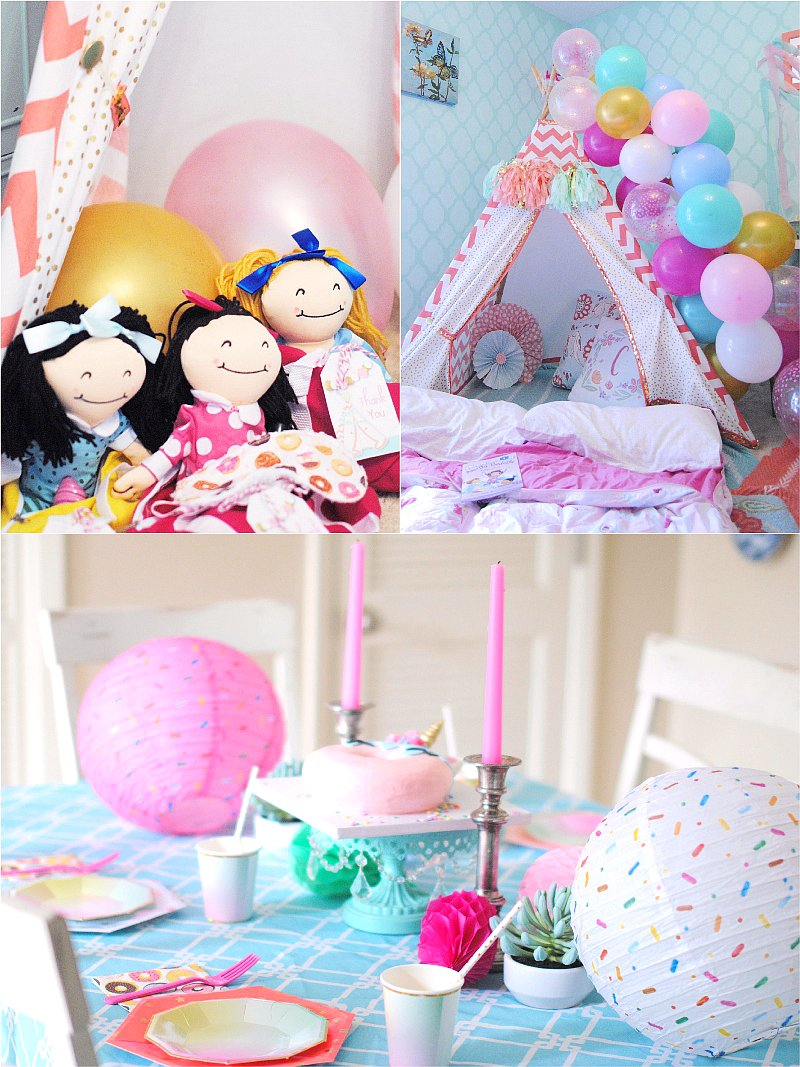 An Amelia Bedelia Inspired Sleep Over Birthday Party Party Ideas
