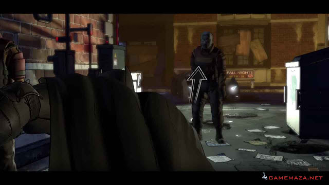 Batman Episode 3 Gameplay Screenshot 3