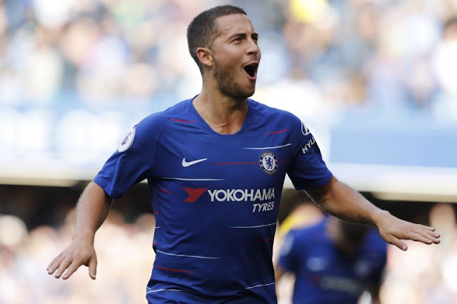Chelsea 4-1 Cardiff, Sarri s homework, Defensive issues, Hazard, Sarri s style and Jorginho s amazing stats.