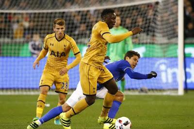 VIDEO: Wanyama performance vs Juventus