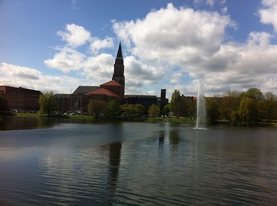 Kleiner Kiel, Rathaus und Oper