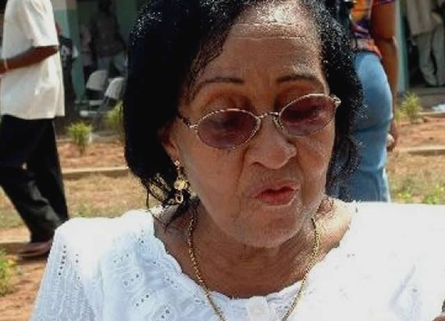 Former member of Council of State Dr Mary Grant dies at 88