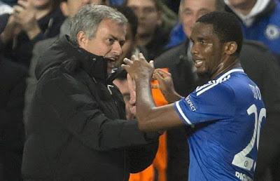'Mourinho Is No Longer The Special One'- Samuel Eto'o Says (Do You Agree?)