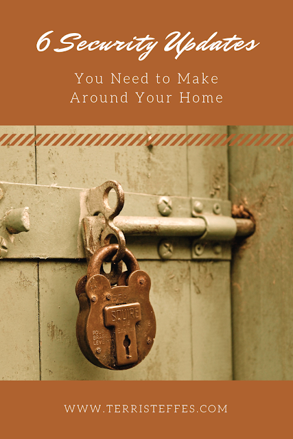 Security suggestions for your home, including your garden gate