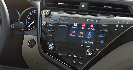 Toyota opts for Linux based Infotainment System over Android Auto and Apple CarPlay