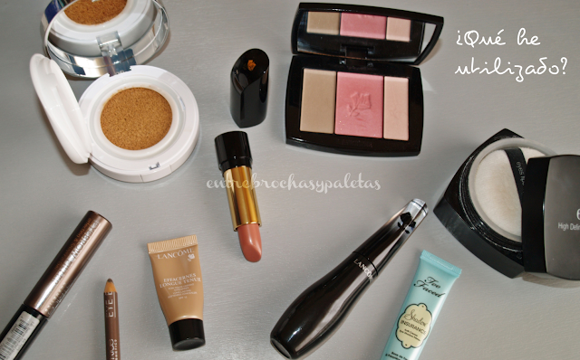 maquillaje natural lancome