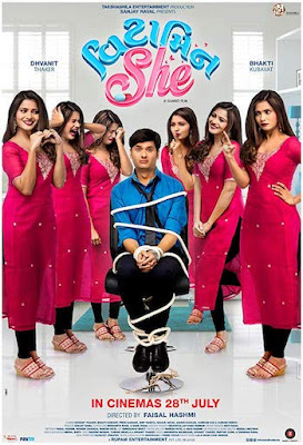 Vitamin She 2017 Gujarati 720p WEB-DL 980MB