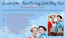 Secrets of the Jam Factory Girls Blog Tour