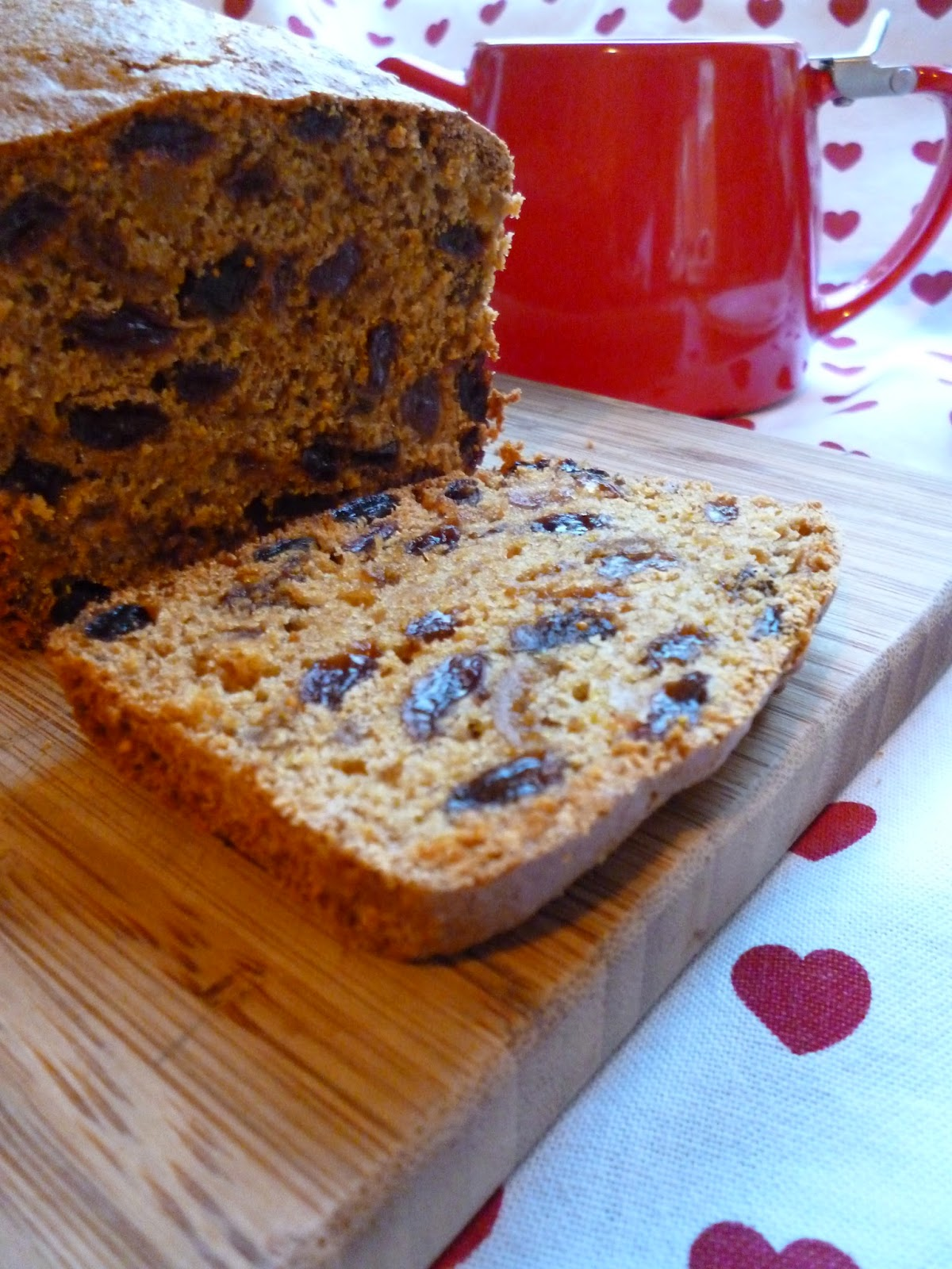 Fruit Tea Loaf Recipe