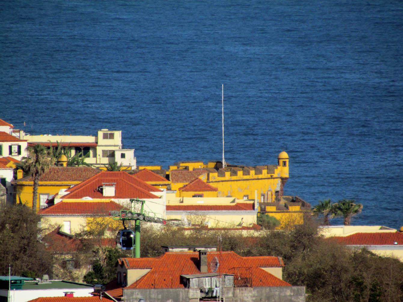 São Tiago Fort