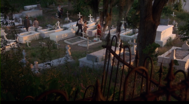 St. Louis Cemetery in CAT PEOPLE (1982).