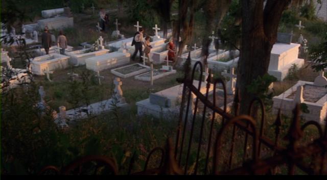 St. Louis Cemetery in CAT PEOPLE (1982).