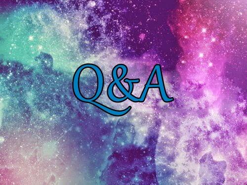 Q&A # 1