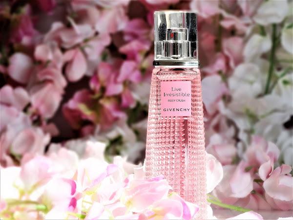 Live Irrésistible Rosy Crush de Givenchy - 50 Nuances de Rose