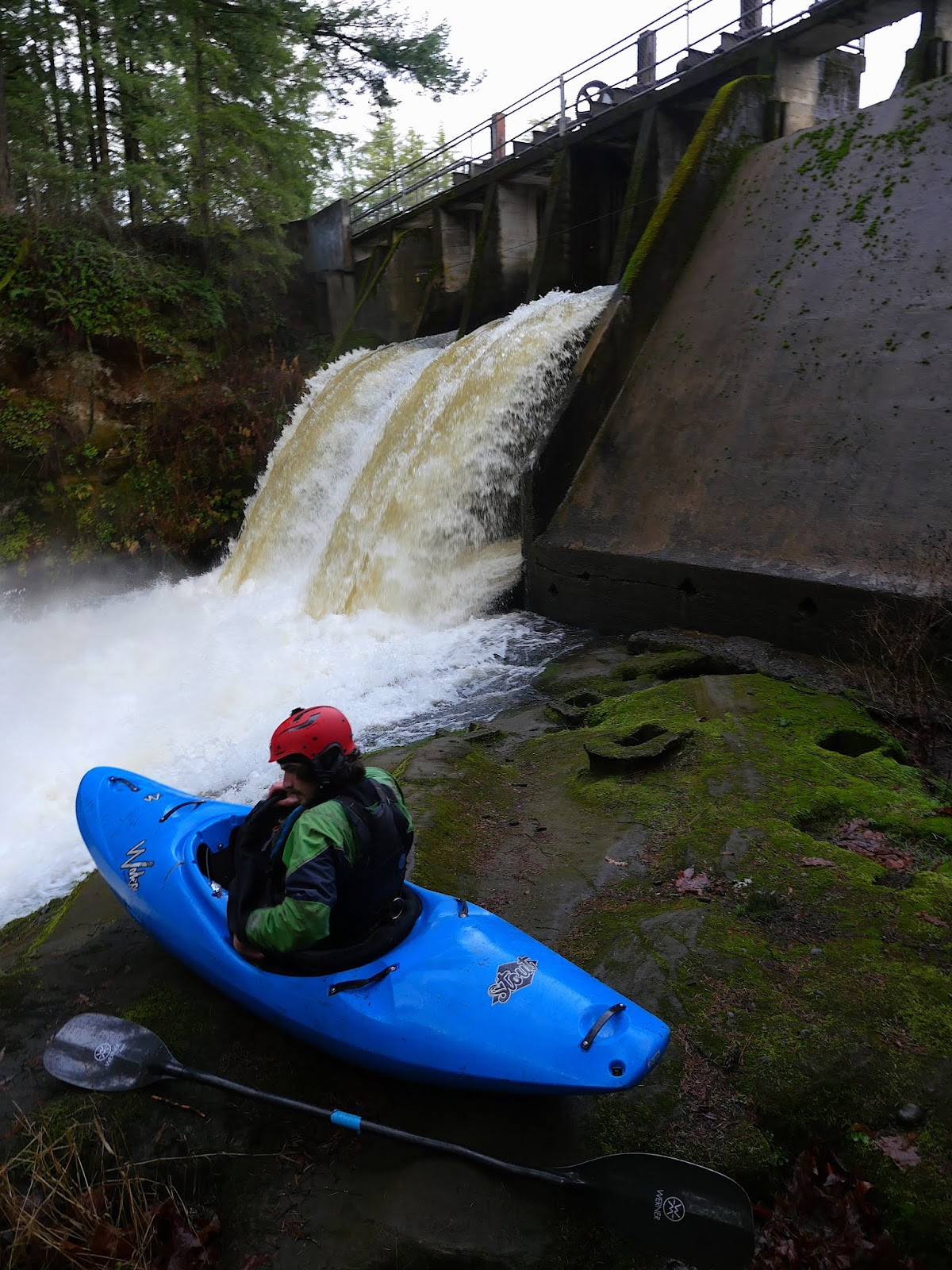 Into the Outside: Lacamas Creek