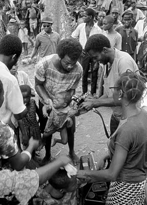 FROM THE ARCHIVES: BIAFRA: Relative Discourses