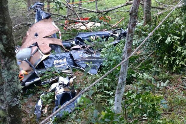 Bride killed after helicopter taking her to her wedding crashes in Brazil