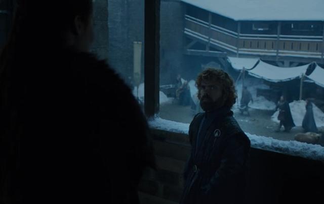 Game of Thrones (Season 8), Cersei and Euron Greyjoy