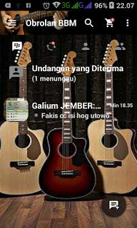 BBM Mod Fender Akustik v2.13.1.14 APK