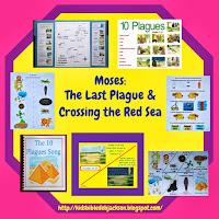 http://www.biblefunforkids.com/2013/09/moses-last-plague-crossing-red-sea.html