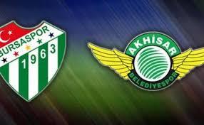 Akhisarspor - Bursaspor Canli Maç İzle 25 Kasim 2018