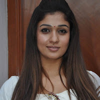Nayantara cute latest photos without makeup in white salwar suit