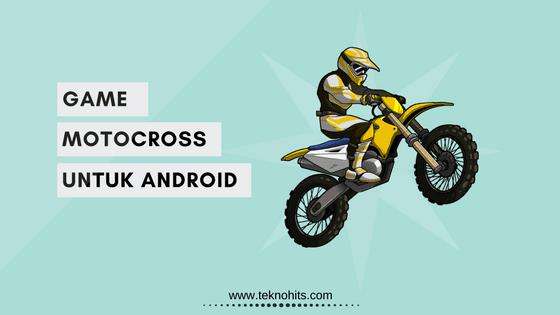 Game Balapan Motor Cross untuk Android