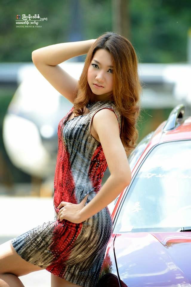 Myanmar model girl photo free download 3