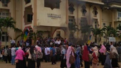Kecolongan! Syiah Gelar Konferensi Internasional di UIN Raden Fatah Palembang