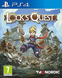 Lock'sQuest - PS4