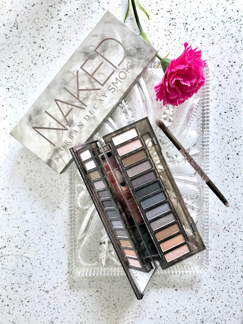 Urban Decay Naked Smoky Palette - Review & Swatches - The Best Palette for Creating a Smokey Eye Look