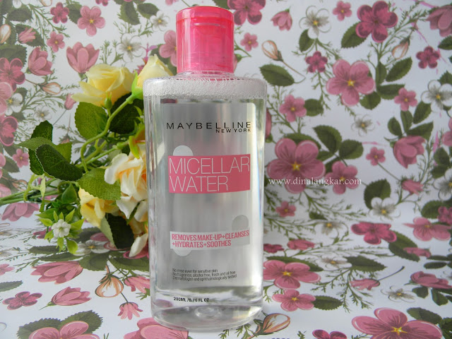Maybelline Micellar water (Review)