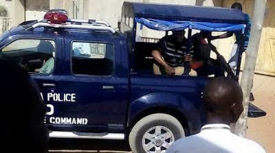 Police Parades Suspected Ritualist With 3 Human Skulls