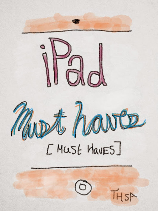Back to school: iPad Must-Haves