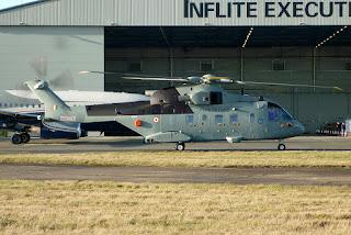 Augusta Westland 101 helicopter