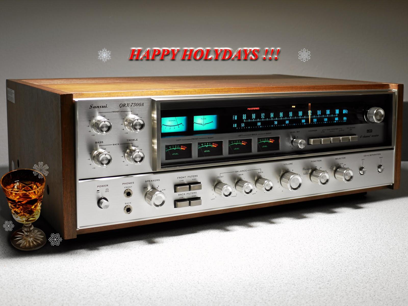 Best Vintage Stereo Receivers 61
