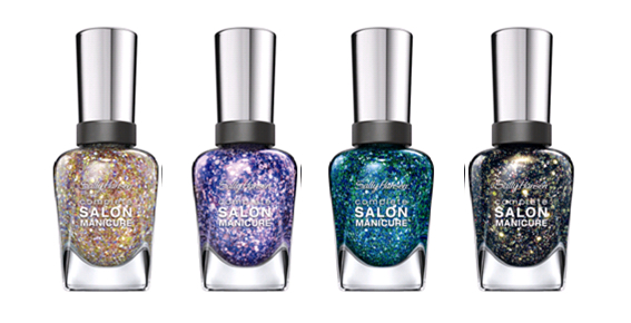 Sally Hansen Complete Salon Manicure Bling in the New Year Collection