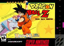 Dragon Ball Z: Super Saiya Densetsu (BR) [ SNES ]