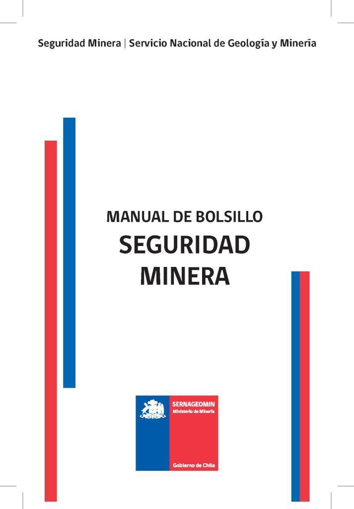 Manual de bolsillo seguridad minera