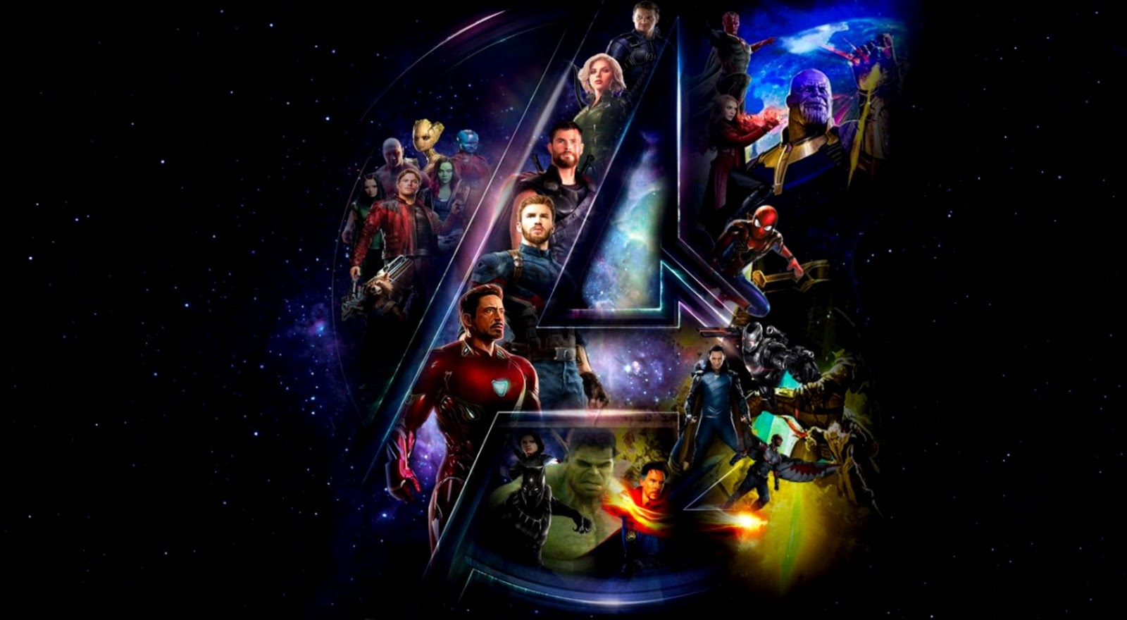 The Avengers Wallpaper Desktop Eazy Wallpapers